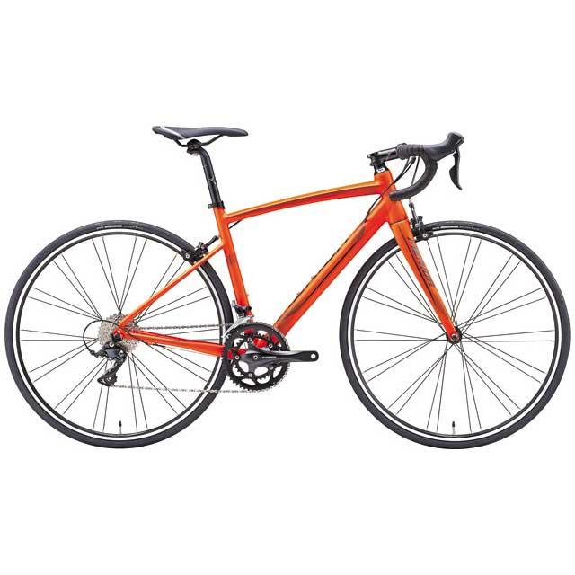 【代引不可】17メリダ RIDE 200 マットオレンジ(ブラック)