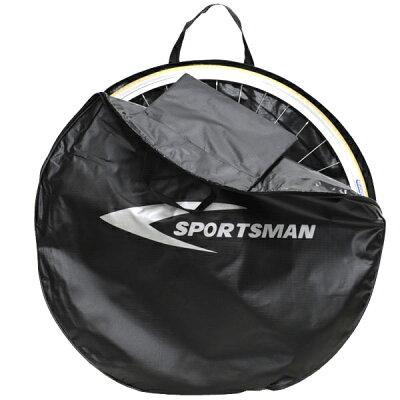 スポーツマンホイールバッグ1本用【自転車】【バッグ】【ホイールバッグ】