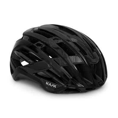 KASKVALEGROブラックヘルメット