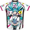 【代引不可】KASOKU サイクルジャージ レーシングミク 2013 初音ミク GTプロジェクト 10周年記念Ver. 181012