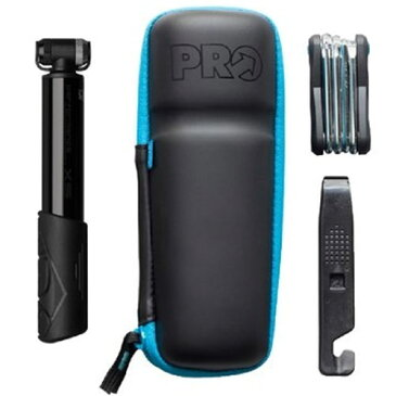 シマノプロ カプセルコンビパック ツールケース+携帯ポンプ+携帯工具+タイヤレバーセット