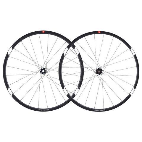 3T DISCUS PLUS C25 PRO タイヤ付 27.5インチ クリンチャー シマノ用 HG前後セット【自転車】【マウンテンバイクパーツ】