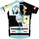 【代引不可】KASOKU 「レーシングミク2018」 EDGE2 Ver. サイクルジャージ 181206