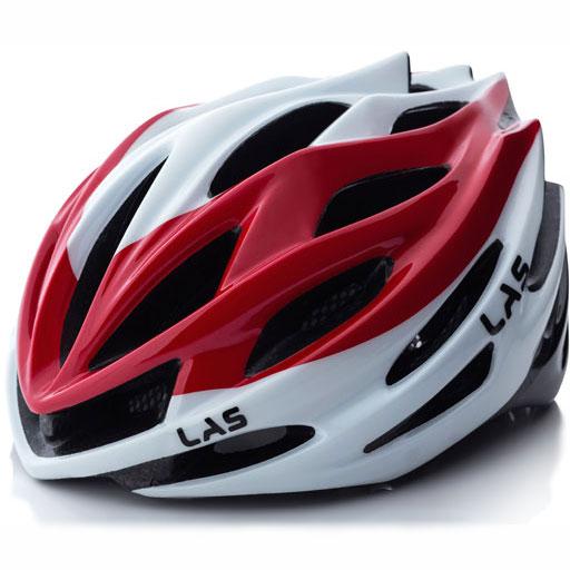 ラス GALAXY2.0 ホワイト/レッド/ブラック ヘルメット