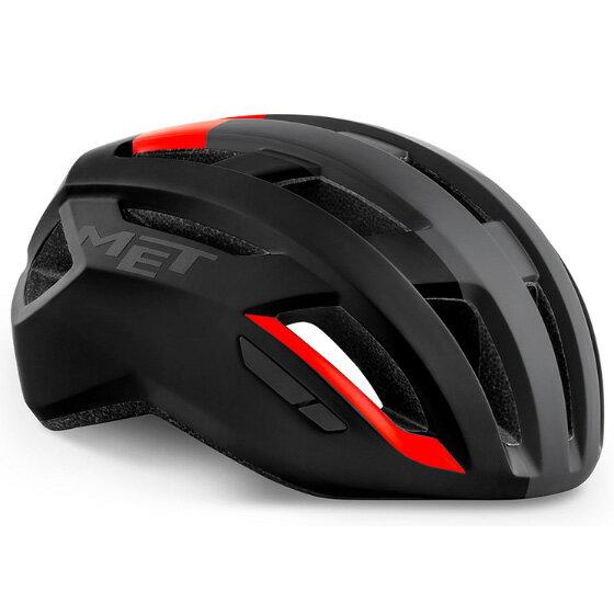 メット ヴィンチ Mips ブラックレッド ヘルメット