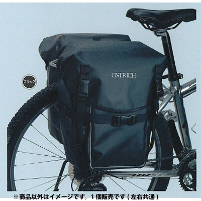 オーストリッチ S-7ターポリン サイドバッグ