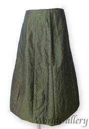 FOXEY【フォクシー】 スカート /(表地)絹100%ししゅう糸綿100%(裏地)キュプラ100% ユニセックス