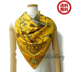 HERMES【エルメス】 スカーフ  男女兼用