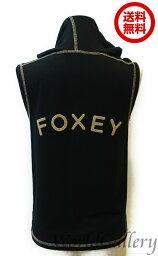 FOXEY【フォクシー】 ベスト /テンセル95%ポリウレタン5% レディース