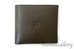 LOEWE【ロエベ】 二つ折り財布(小銭入れあり) /レザー メンズ