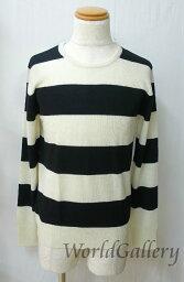 WHITE【ホワイト】 セーター /アクリル メンズ