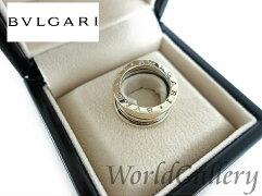 BVLGARI【ブルガリ】 リング・指輪 /18金ホワイトゴールド(刻印750) レディース