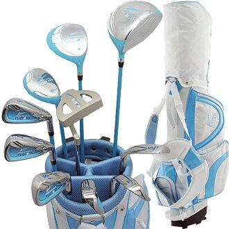 World Eagle FL-01 ★ V2 women's 13 point Golf Club set fs3gm