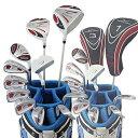 ワールドイーグル WE-5Z ホワイト + CBX005カートバッグ メンズゴルフクラブ14点フルセット 右用【add-option】の商品画像