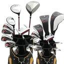 ワールドイーグル G510 + CBX007カートバッグ メンズゴルフクラブ16点フルセット 右用【add-option】の商品画像