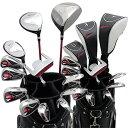 ワールドイーグル G510 + CBX001カードバッグ メンズゴルフクラブ16点フルセット 右用【あす楽】