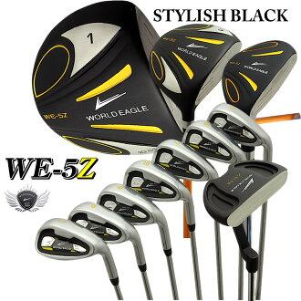 월드이 글 5Z 남자 골프 클럽 세트 fs3gm