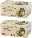 オーサワの野菜ブイヨン 徳用 150g (5g×30包) 2個セット 顆粒 だし 送料無料