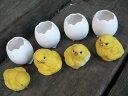 ひよこの置物『 たまごとひよこ 』8品セット 鳥 とり 動物 オーナメ...