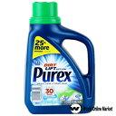 PUREX ウルトラPUREXリキッド2X マウンテンブリーズ 1470ml 衣類用洗剤 輸入品