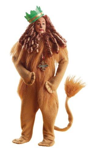 バービー オズの魔法使い 臆病ライオン ケン画像