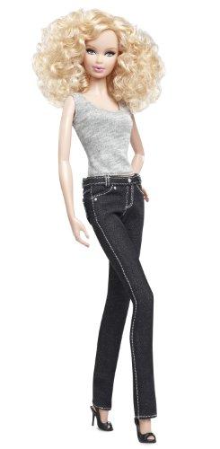 着せ替え人形・ドールハウス, 着せ替え人形  BARBIE BASICS MODEL 03 - Collection002 (T7741)