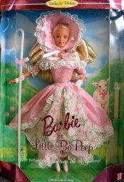 Barbie little bo peep 平行
