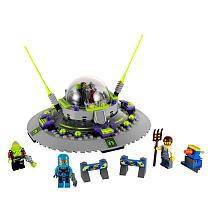 レゴ 7052 エイリアン・コンクエスト -UFOとの遭遇- LEGO Alien Conqu…