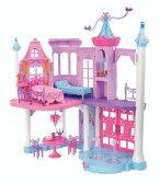 Mattelマテル製 バービー・フェアリーキャッスル(ハウス・ドールハウス・お人形遊び)
