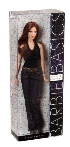 日本人形・フランス人形, その他  BARBIE BASICS MODEL 14 - Collection002 T7737