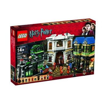 LEGOハリーポッターダイアゴン横町10217