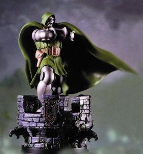 Doctor Doom Statue Large Bowen Designs フィギュア おもちゃ 人形