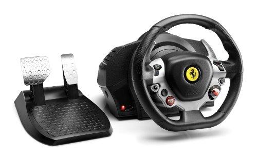 Thrustmaster TX Racing Wheel Ferrari 458 Italia Edition- スラストマスター TX レーシングウィール フ:ワールドセレクトショップ