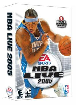 NBA LIVE 2005 (輸入版)