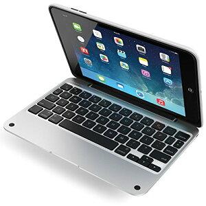 ClamCase Pro iPad Mini / Mini Retina 対応 アルミ キーボードケース