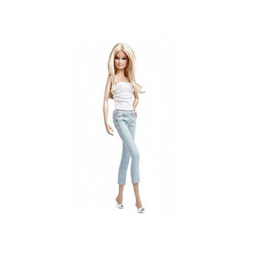 着せ替え人形・ドールハウス, ミニドール  BARBIE BASICS MODEL 11 - Collection002 T7745