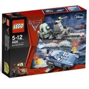 LEGO (レゴ) Cars Escape At Sea 8426 ブロック おもちゃ