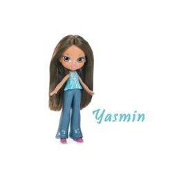 Bratz Kidz Yasmin Doll with 7 Snap on Pieces