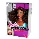 バービー Barbie ファッショニスタ スワッピンスタイル2 ARTSY6705f【付け替え ヘッド おもちゃ