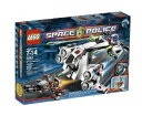 LEGO (レゴ) Space Police SP Undercover Cruiser 5983 ブロック おもちゃ
