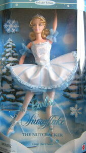 "Barbie バービー As Snowflake in The Nutcracker 12"" Collector Doll 人形 ドール"