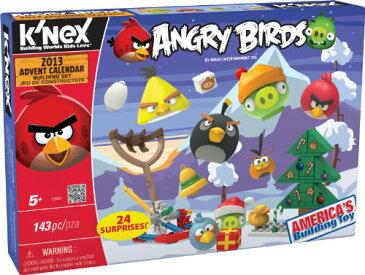 【USA限定】K'NEX Angry Birds クリスマス アドベント カレンダー Christmas Advent Calendar