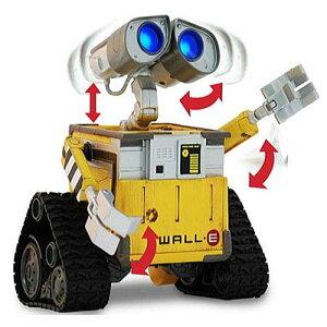 ディズニー ピクサー WALL-E インターアクショントーキングフィギュア インタラクティブ ウォーリー / Di
