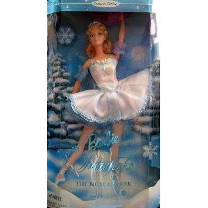 Barbie as Snowflake Doll in The Nutcracker Collector Edition - Classic Ballet Series (1999)