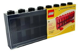 LEGO (レゴ) Mini-Figures - Large 16 フィギュア 人形 Display Case (BLACK) ブロック おもちゃ