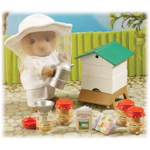 ベビー向けおもちゃ, 人形 Sylvanian Families Beekeeper and Beehive