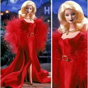 Barbie 2001 Collector Edition Fifth in A Series Hollywood Movie Star Collection 12 Inch Doll - Bar 1