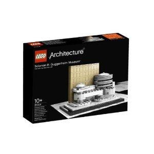 レゴ アーキテクチャー グッゲンハイム美術館 21004 LEGO