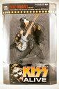 マクファーレントイズ MUSIC シリーズ/KISS ALIVE 12インチ/ジーン・シモンズ DX BOX