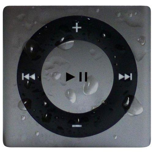 水泳用iPod Shuffle 防水仕様 Underwater Audio Waterproof iPod Mega Bundle  (Space gray)画像